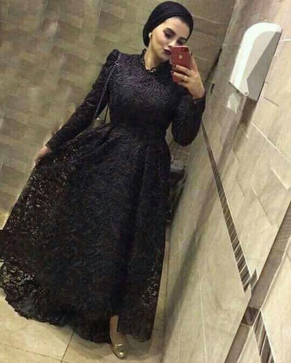 مدل لباس جدید با حجاب