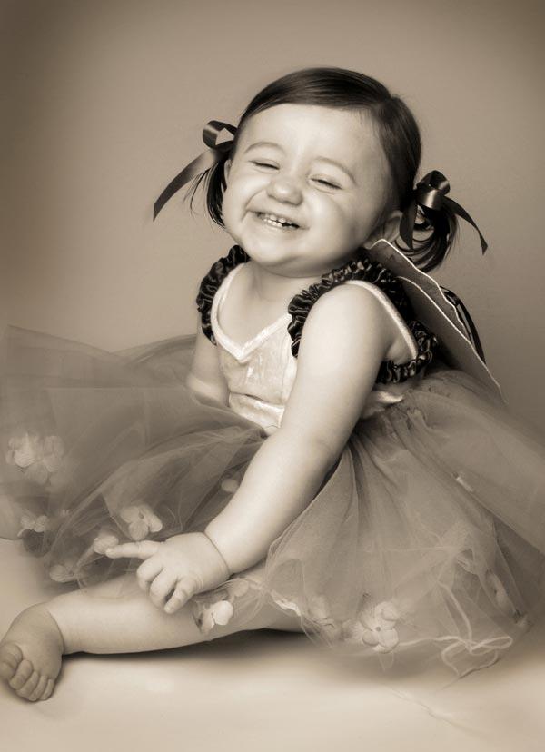 عکس دختربچه خوشگل