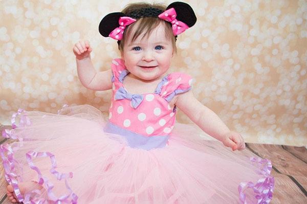 عکس دختر بچه زیبا با ژست خاص