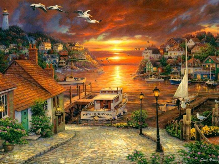 نقاشی های زیبا