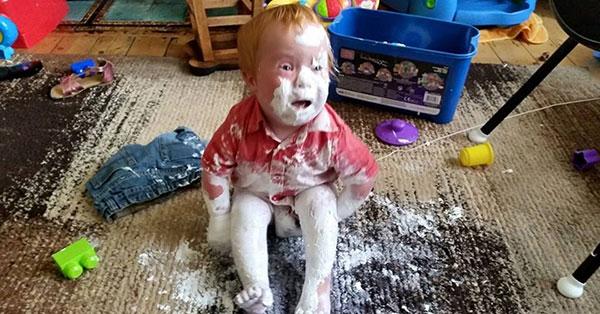 عکس بچه های زشت