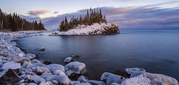 تصاویر زمستانی زیبا از طبیعت برای دسکتاپ