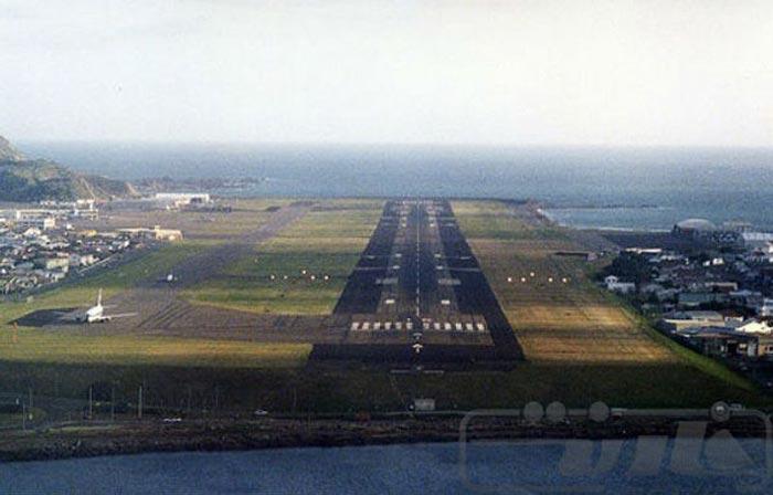ترسناک ترین فرودگاه های دنیا
