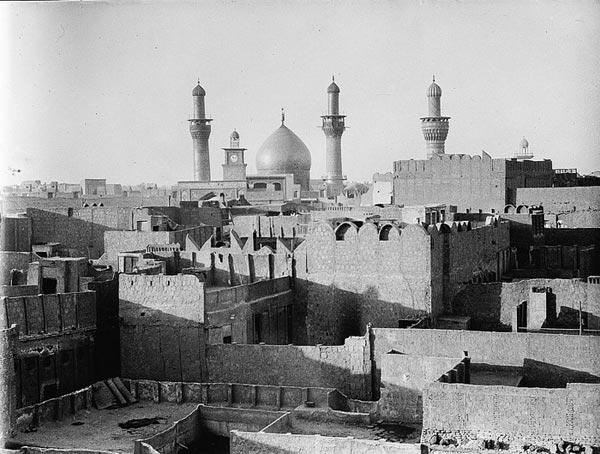 تاریخچه ساخت حرم امام حسین (ع)