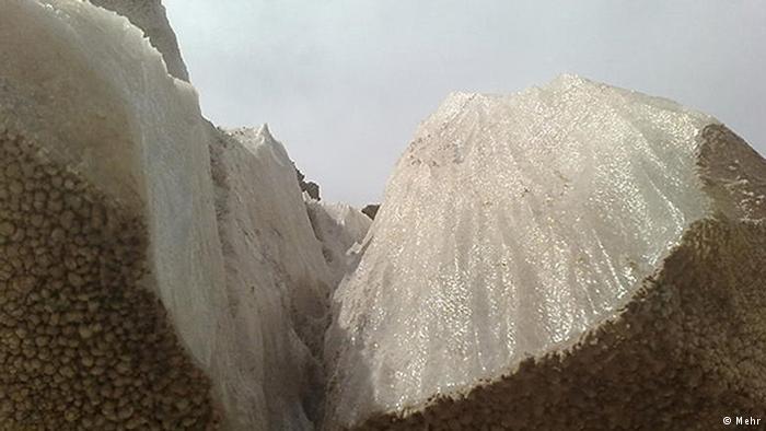 سد گتوند در خوزستان