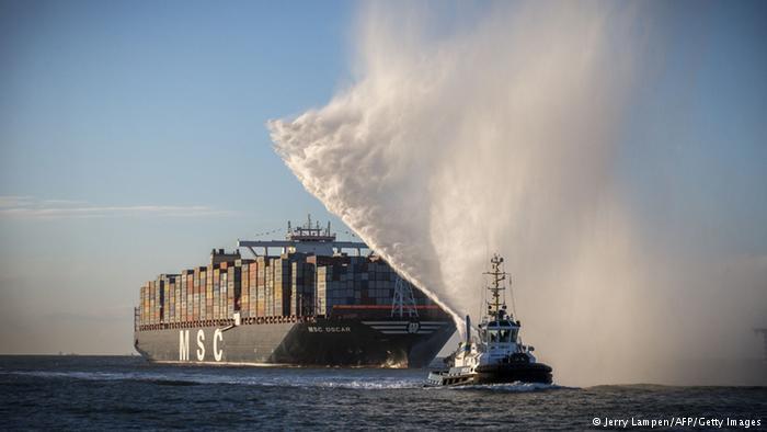 عظیم ترین کشتی های دنیا