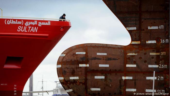 بزرگ ترین کشتی های دنیا