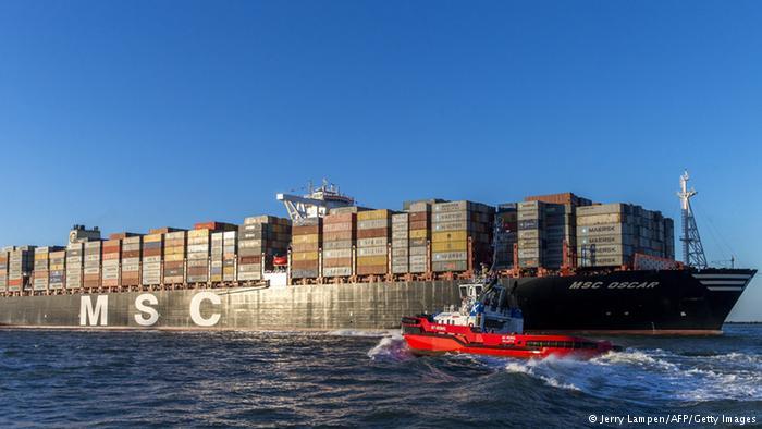 عکس کشتی های غول پیکر