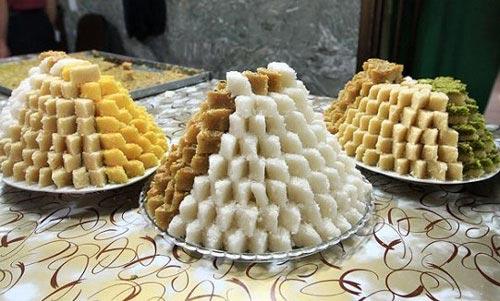 سوغاتیهای استان یزد