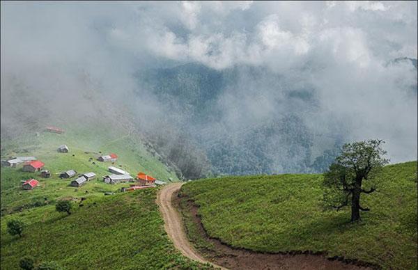 عکس های بسیار زیبا از طبیعت گیلان