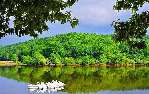 طبیعت زیبای بهاری گیلان