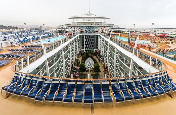 عکس عظیم ترین کشتی مسافربری دنیا