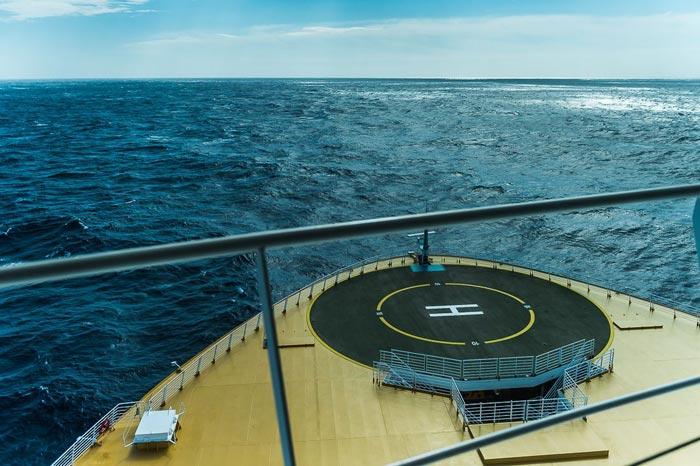 بزرگترین کشتی مسافری دنیا