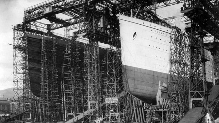 کشتی تایتانیک