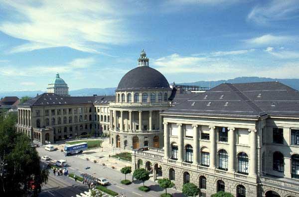 موسسه تکنولوژی فدرال سوئیس (ETH)
