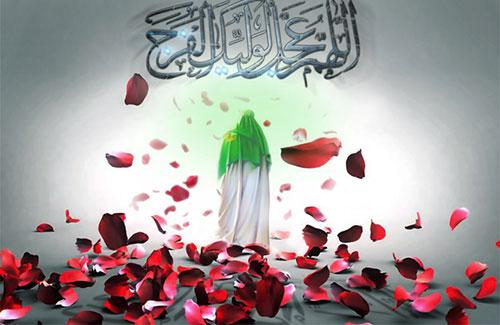 متن عربی اللهم عجل لولیک الفرج برای پروفایل