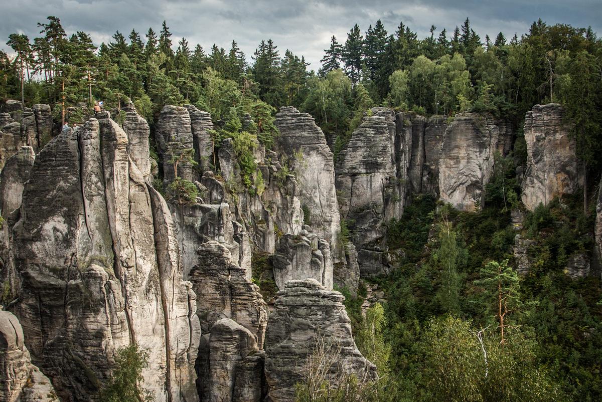 طبیعت کشور چک
