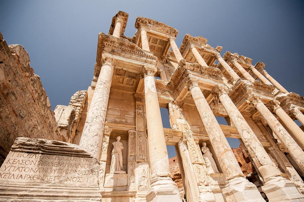 شهر باستانی افسوس ترکیه