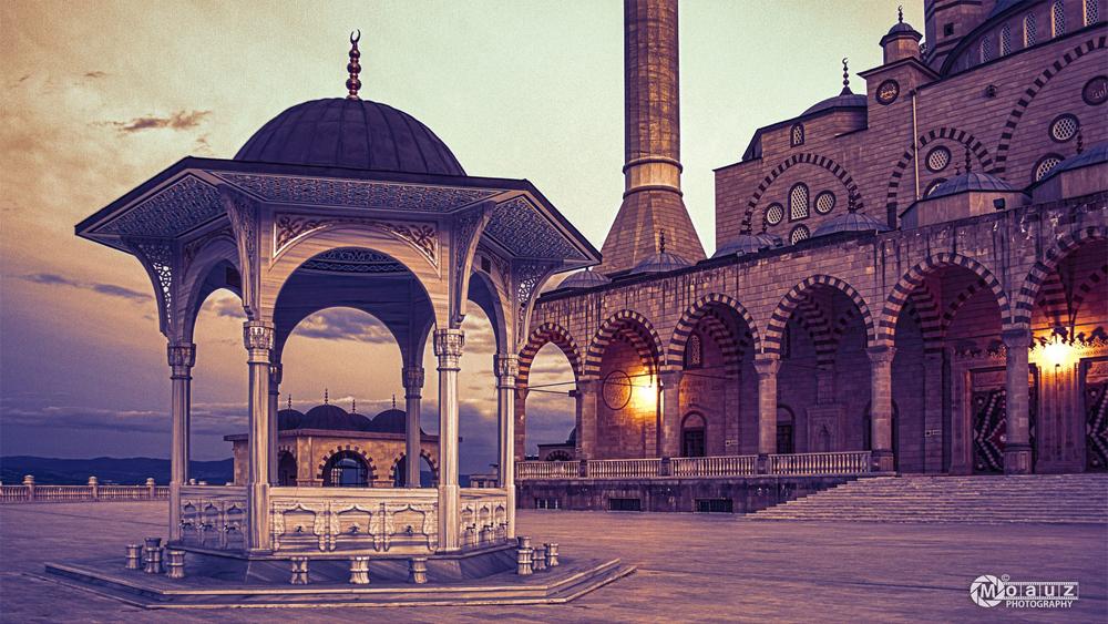مسجد معروف ترکیه