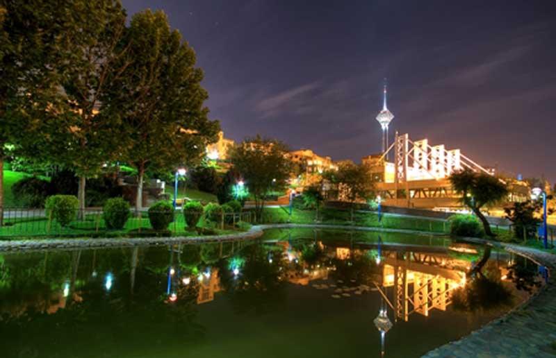 بهترین پارک های تفریحی تهران