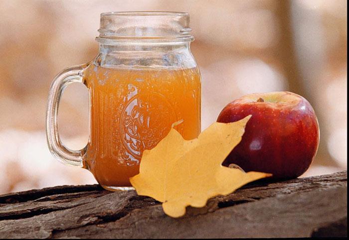 فواید و مضرات سرکه سیب