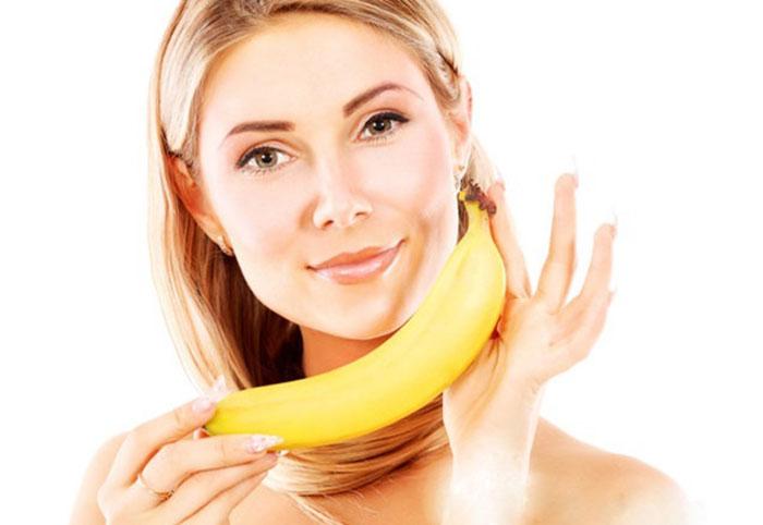 خواص و مزایای موز برای پوست و مو