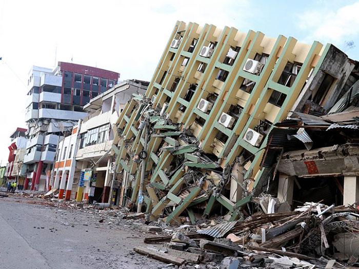 تعبیر خواب زلزله