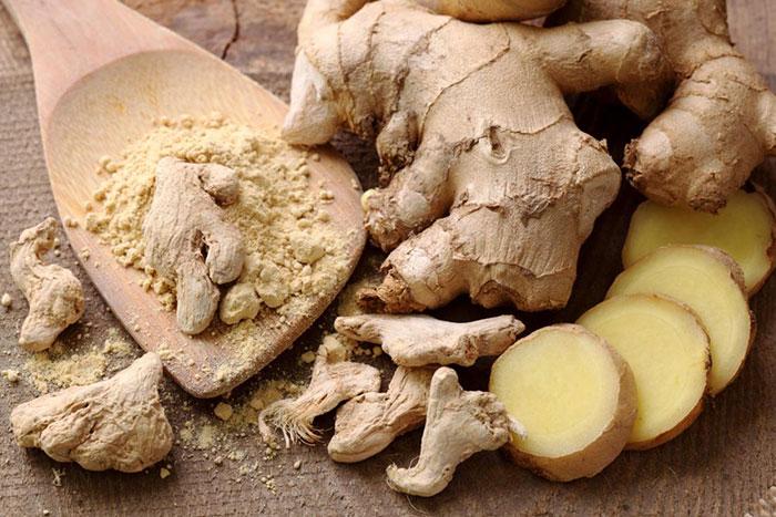 زنجبیل گیاه دارویی برای درمان بیماری ها