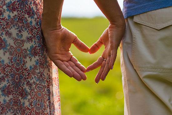 عکس های عشقی دونفره زیبا و رمانتیک