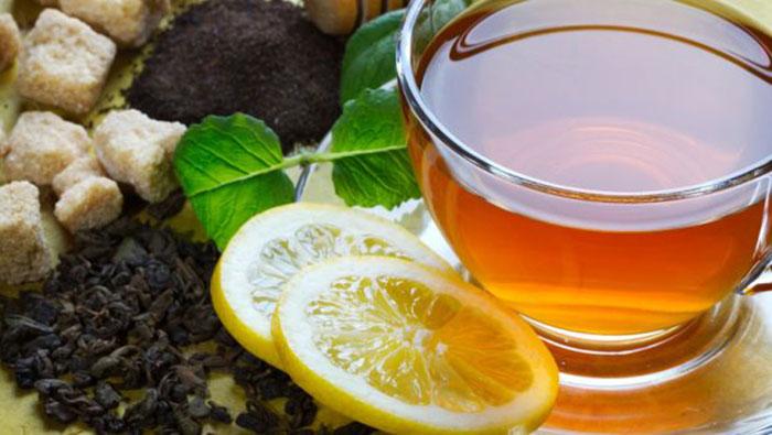 خواص چای سبز برای پوست و لاغری