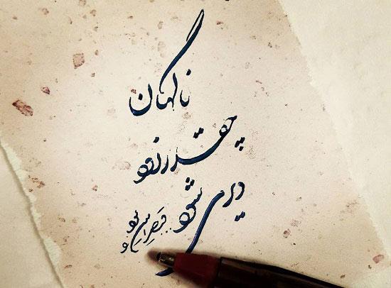 شعرهای قیصر امین پور