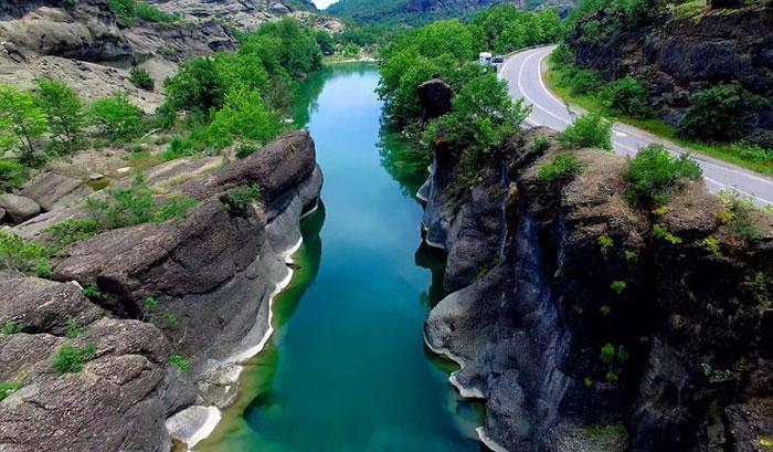 انشا رودخانه