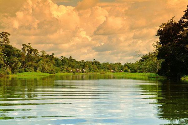 عکس های دیدنی رودخانه آمازون