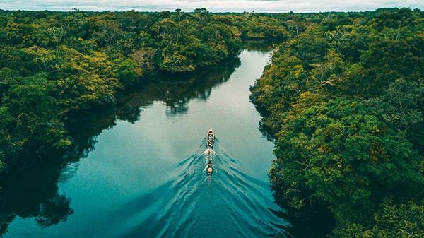 عکس های رودخانه آمازون
