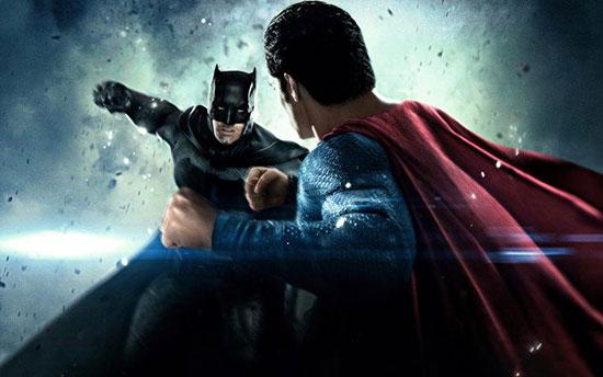 موزیک فیلم بتمن در برابر سوپرمن
