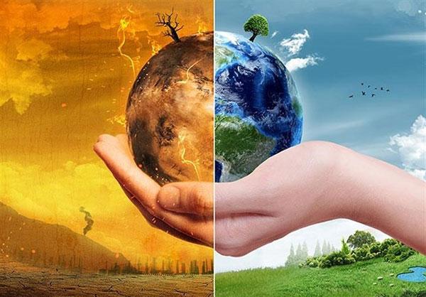 انشا در مورد محیط زیست خانه دوم ما