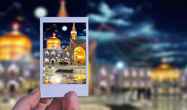 انشا در مورد سفر به مشهد