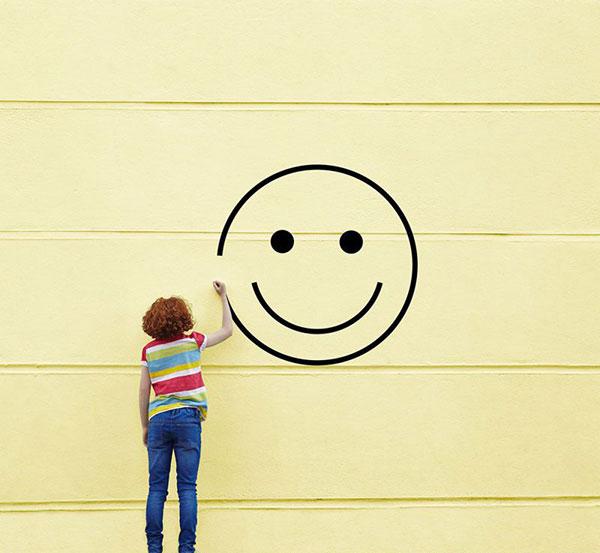 انشا در مورد لبخند زدن و لبخند خدا