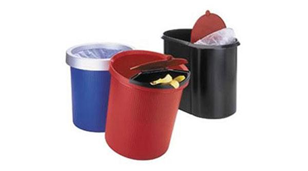 انشا در مورد سطل آشغال کلاس