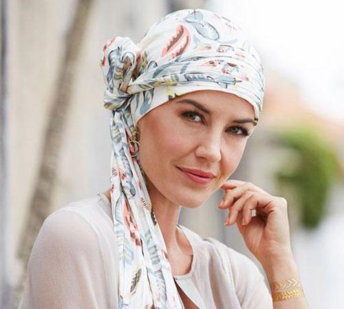 مدل بستن شال زنانه با حجاب