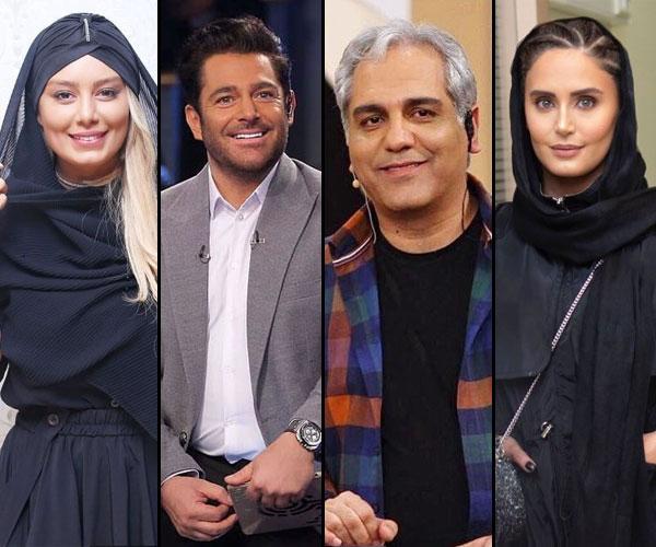 خبر هایی درباره هنرمندان ایرانی