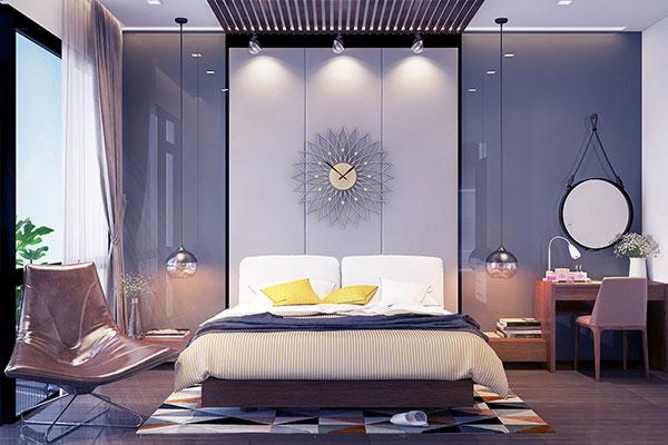 دکوراسیون اتاق خواب زنانه