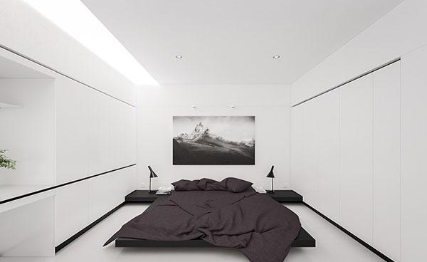 دکوراسیون اتاق خواب ساده و ارزان