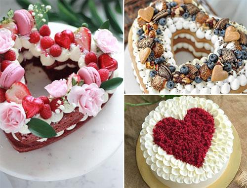 مدل کیک برای اولین سالگرد ازدواج