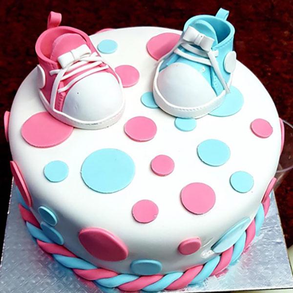 مدل کیک تعیین جنسیت