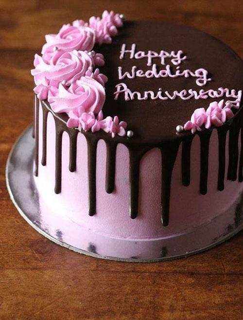 مدل کیک سالگرد ازدواج جدید