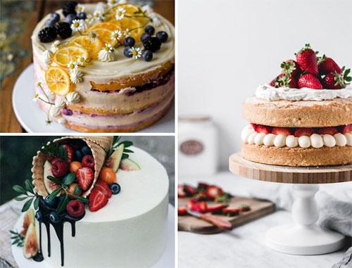 مدل کیک سالگرد ازدواج شیک