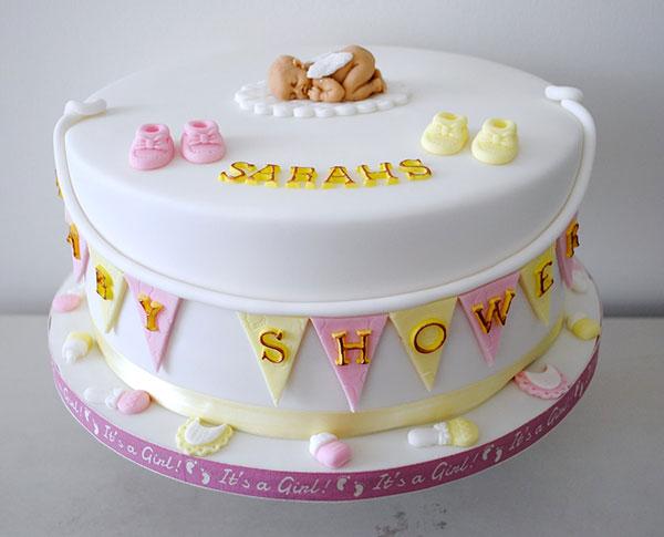 کیک تعیین جنسیت جنین