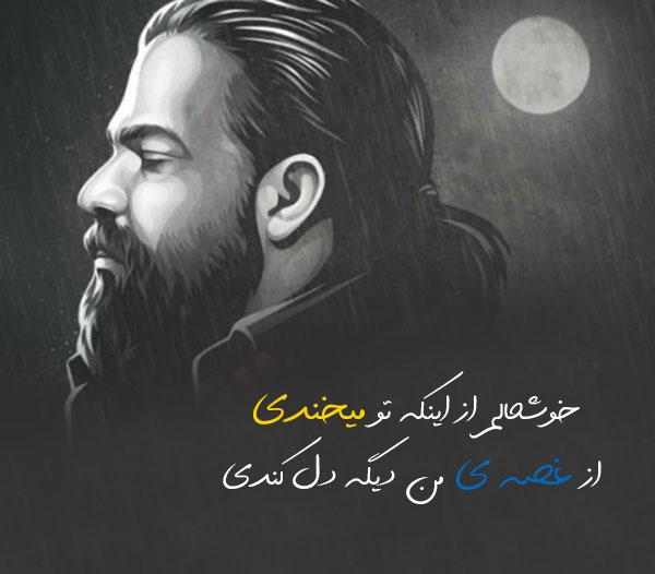 عکس پروفایل آهنگ های رضا صادقی