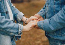 عکس پاییزی عاشقانه و رمانتیک دونفره